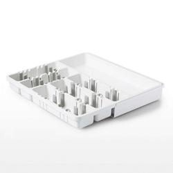 Organizador con 7 Compartimentos Plásticos para Utensilios Oxo