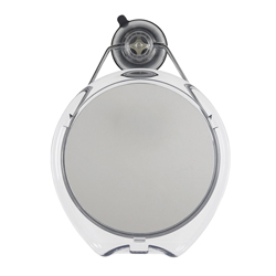 Espejo Transparente con Ventosa Oxo