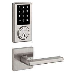 Cerradura Electrónica con Pantalla Táctil Kwikset