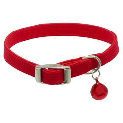 Collar Elástico con Cascabel  para Mascotas  Small