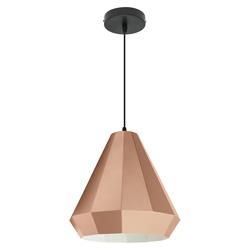 Lámpara  Colgante  Prism Tent Cobre