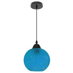 Lámpara Colgante Alhambra Azul