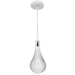 Lámpara  Colgante Bulb  Plata