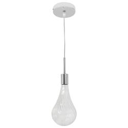 Lámpara Colgante Bulb  Transparente