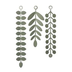 Decoración de Pared Vines Verde 18 Piezas