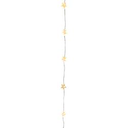 Luz Led x 20 Estrella