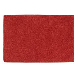 Individual Rojo Brillante 24x40cm