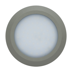 Plafón Led Gris Guía Eurolight