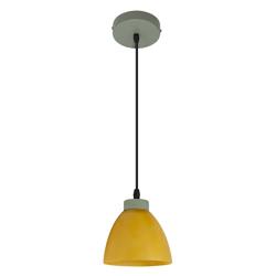 Lámpara Colgante Genie Amber