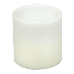 Vela Blanca Led