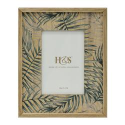 Porta Retratos Ramas Cactus 19x24cm