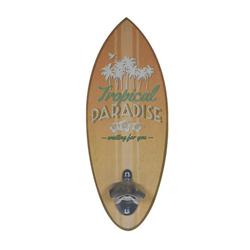 Destapador Surf de Madera para  Botellas