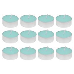 Vela Aqua con Aroma 12 Unidades
