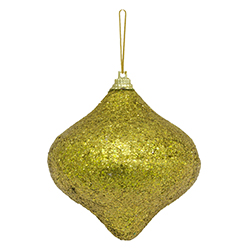 Bola Cebolla Escarchada Oro
