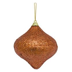 Bola Cebolla Escarchada Bronce Antiguo