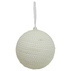 Bola Perlas Blanca