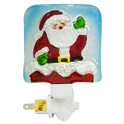 Lámpara de Noche Led Santa
