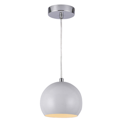 Lámpara Colgante Street Blanca Eurolight
