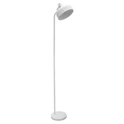 Lámpara de Piso Spot Blanca Eurolight