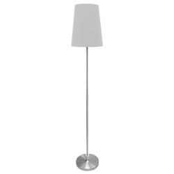 Lámpara de Piso Stray Blanca  Eurolight