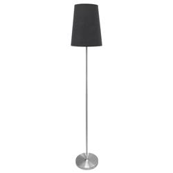 Lámpara de Piso Stray Gris  Eurolight