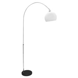 Lámpara de Piso Quoe Blanca Eurolight