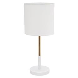 Lámpara de Mesa Stand Blanca Eurolight