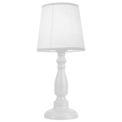 Lámpara de Mesa Regal Blanco Eurolight