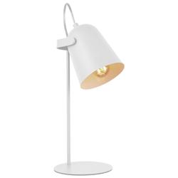 Lámpara de Mesa Spotter Blanca Eurolight