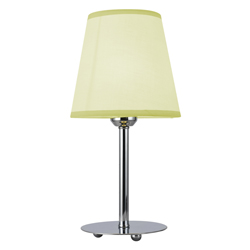 Lámpara de Mesa Count Beige Eurolight
