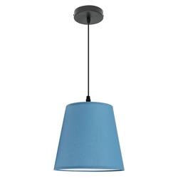 Lámpara Colgante Canopy Azul Eurolight