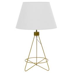 Lámpara de Mesa Eclectic Blanca Eurolight