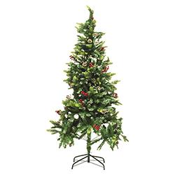Árbol de Navidad Wyoming con Piñones de 7 Pies
