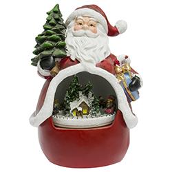Santa Musical con Movimiento