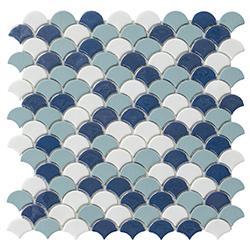 Mosaico Soul Blue Mix 30.3x30.3cm