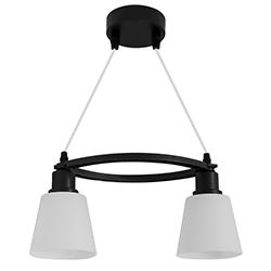 Lámpara Colgante Doble Castor