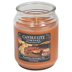 Vela Aromática Pumpkin Nutmeg Pie