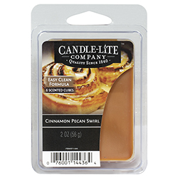Cera Cubo Cinnamon Pecan Swirl