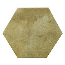 Porcelanato Hexagonal Terracina Umber 25x29cm Hecha en España