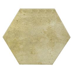 Porcelanato Hexagonal Terracina Sienna 25x29cm Hecha en España