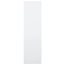Cerámica Blanco Mate Satín 33x120cm Hecha en España