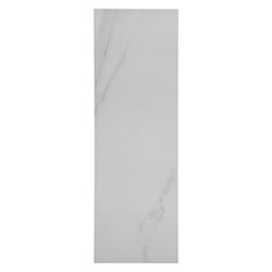 Porcelanato Palacio White 30x90.2cm Hecho en España