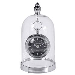 Reloj de Escritorio con Diseño de Cúpula