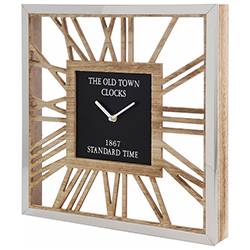 Reloj de Pared Old Town