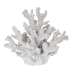 Coral Sintético Blanco