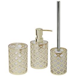 Accesorios para Baño Morocco Dorado