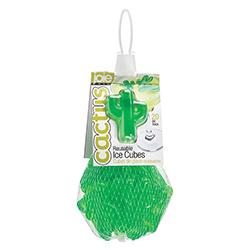 Cubo Cactus Reusables 20 Piezas Joie
