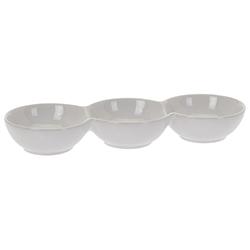 Bandeja de 3 Compartimentos para para Piqueos Excellent Houseware
