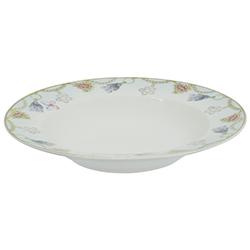 Plato para Sopa Flower Royal Rochdale