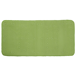 Alfombra Verde de Baño